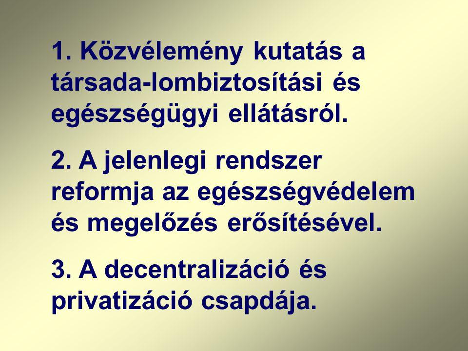 Új társadalmi szerződést. Hogyan tovább társadalombiztosítás.