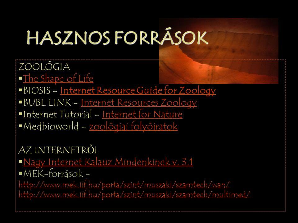 SZÓRAKOZÁS Könyvkeres ő k: Amazon, Minerva, konyvkereso.huAmazonMinervakonyvkereso.hu Képek: www.animalpicturesarchive.comwww.animalpicturesarchive.co
