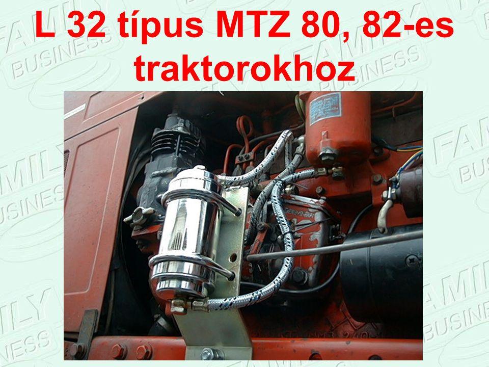 Buszokhoz, kamionokhoz, hajókhoz, traktorokhoz, munkagépekhez TÍPUS TELJESÍTMÉNYÁRAK, PONTOK HOSSZ mm kWLEFB-tagPontEladási L 31 30-5540-75 65.000,-13