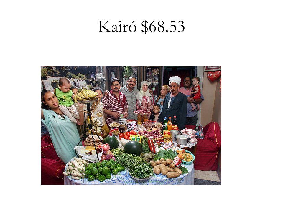Kairó $68.53