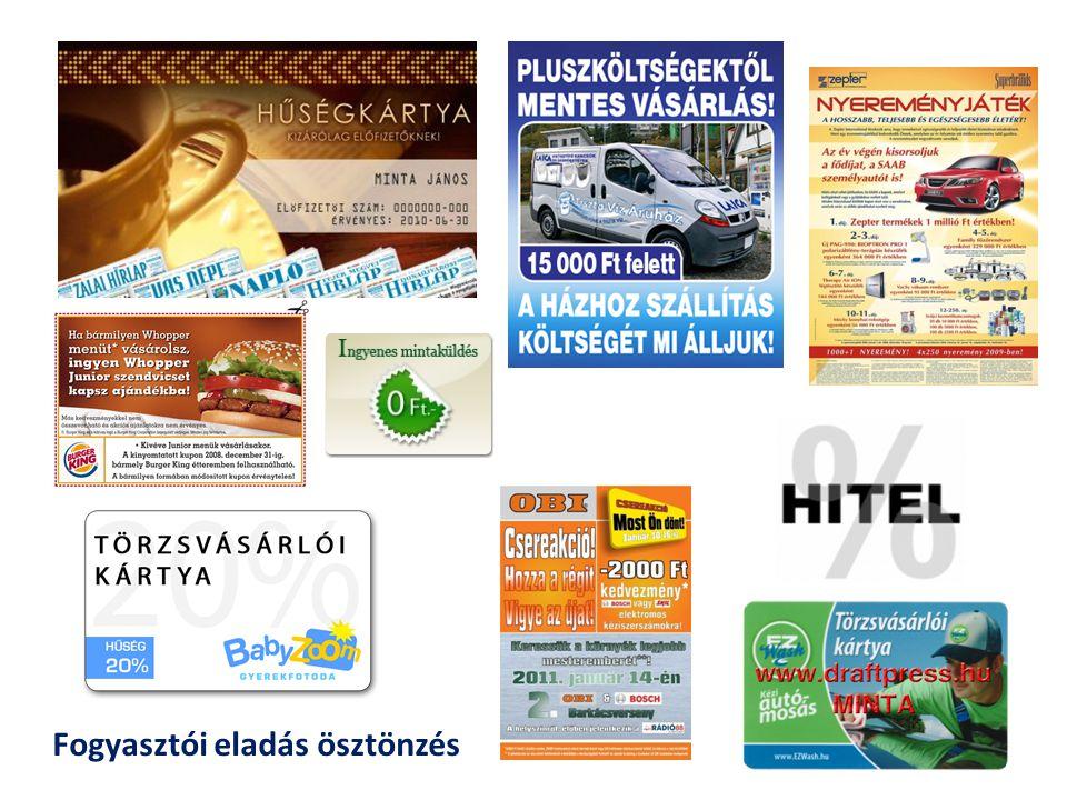 Vásárláshelyi reklámok A vásárlás helyéhez kapcsolódó, figyelemfelkeltő, tájékoztató, közvetlen eladásokat támogató eszközök, módszerek.