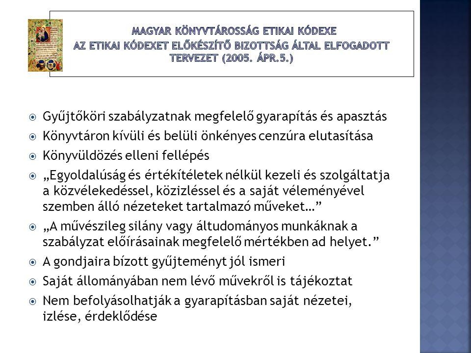 1.tematikus (subject) 2. tipológiai 3. kronológiai 4.