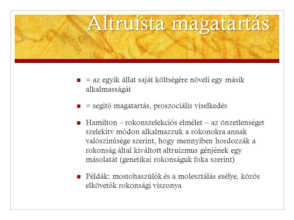 Az önigazolás  Poszthipnotikus önigazolás  Természeti csapásokhoz való viszony  Kognitív disszonancia (pl.
