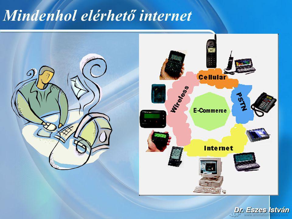 Dr. Eszes István A Web 2.0 közösségek térképe