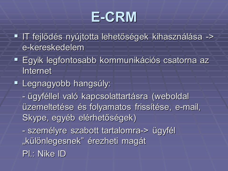 Mi adja a CRM aktualitását.Miért olyan fontos a vállalat számára a VEVŐI ELÉGEDETTSÉG.