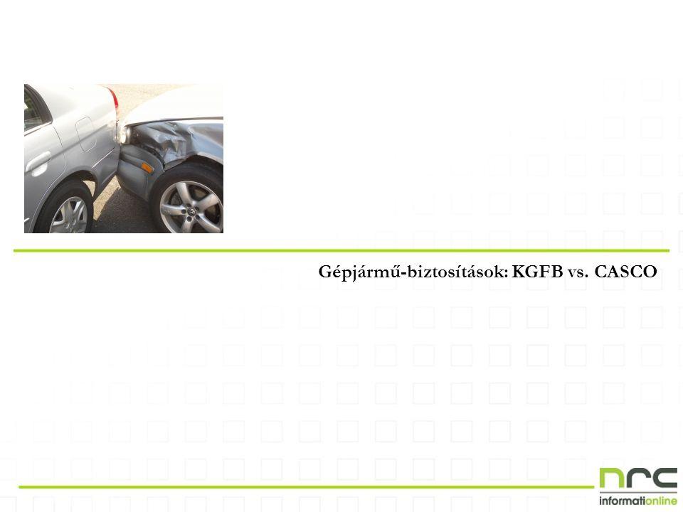 Gépjármű-biztosítások: KGFB vs. CASCO