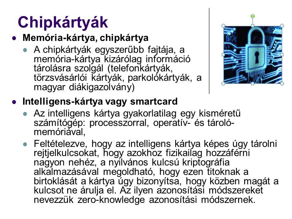 Logikai hozzáférés-védelem  Hozzáférésen minden az információval kapcsolatos művelet elvégzését értjük.