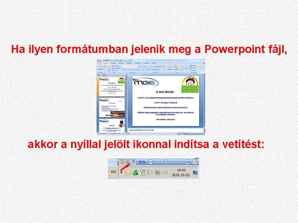 A személygépjármű és kishaszonjármű piac Erdélyi Péter MGE ügyvezető elnök www.mge.hu