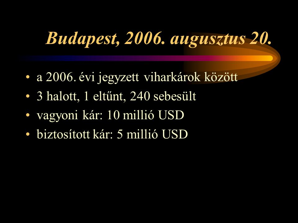 Budapest, 2006.augusztus 20. •a 2006.