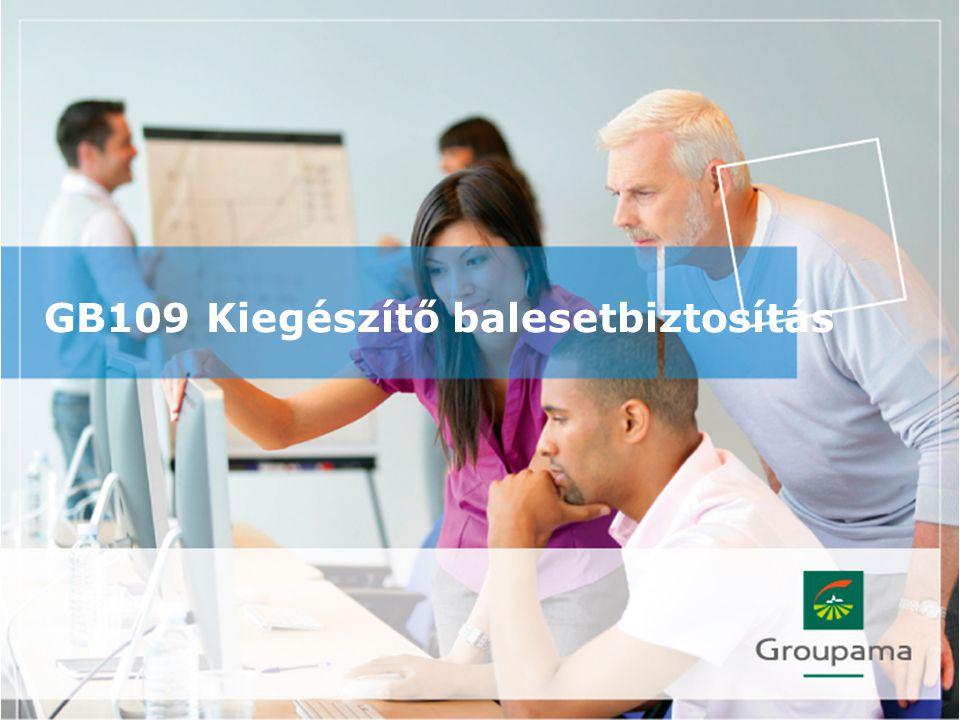 GB101 Díjfizetés átvállalására szóló kiegészítő biztosítás rettegett betegségek esetére 46