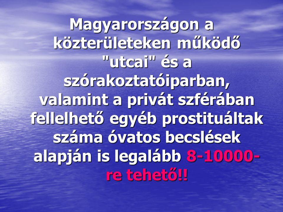Magyarországon a közterületeken működő