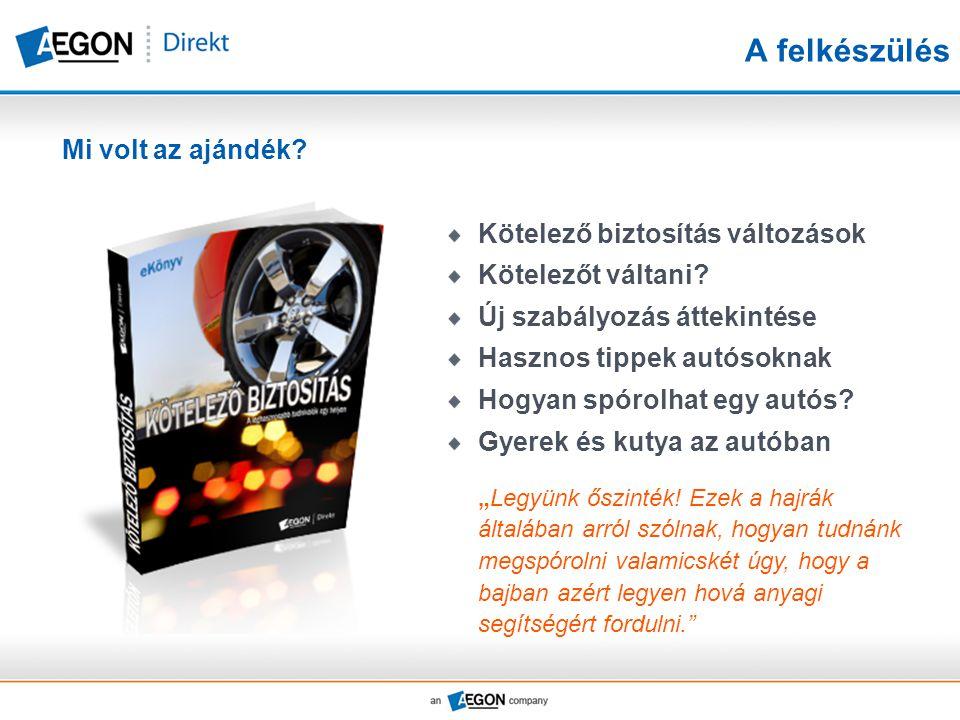 Az AEGONdirekt.hu a kötelező kampányban új szereplőként, de meghatározó számú szerződést akar szerezni.