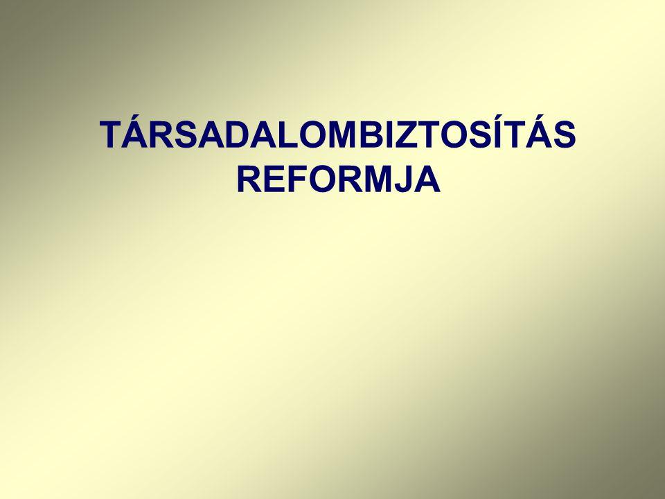 Egy elrettentő magyar példa: a nyugdíjrendszer részbeni piacosítása 1997 évi törvény a magánnyugdíjról és magánnyugdíjpénztárakról Ezt megelőző modell