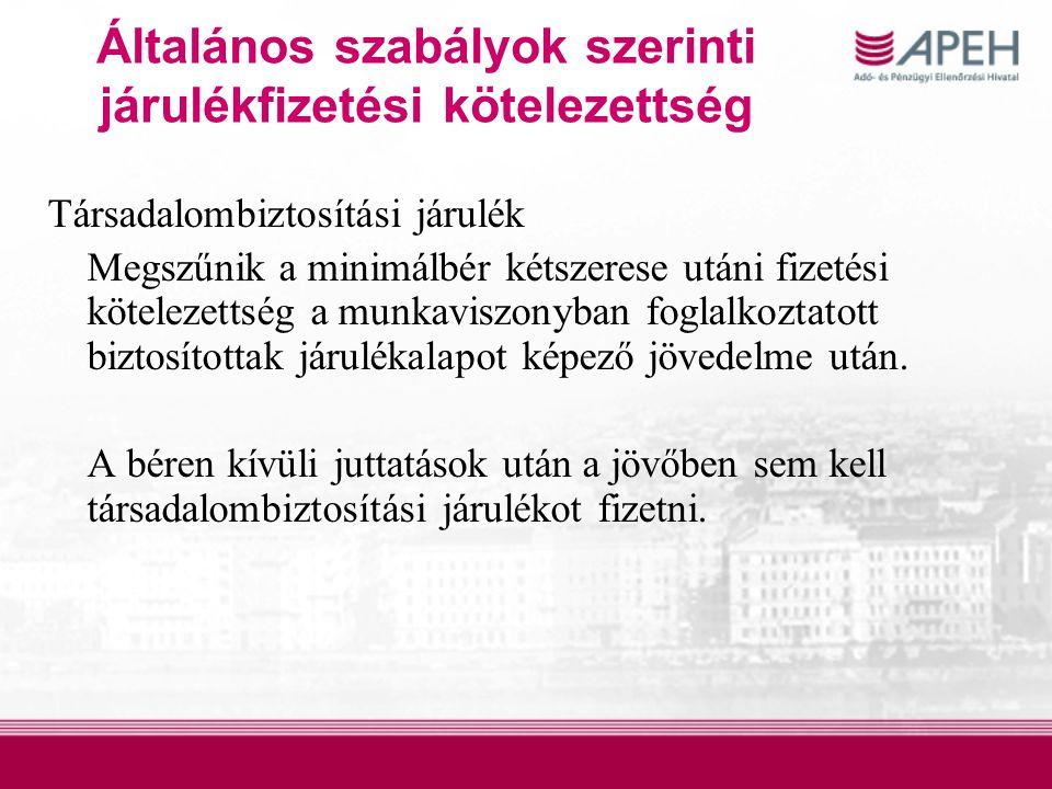 Alapelvek A biztosítás az annak alapjául szolgáló jogviszonnyal egyidejűleg, a törvény erejénél fogva jön létre.