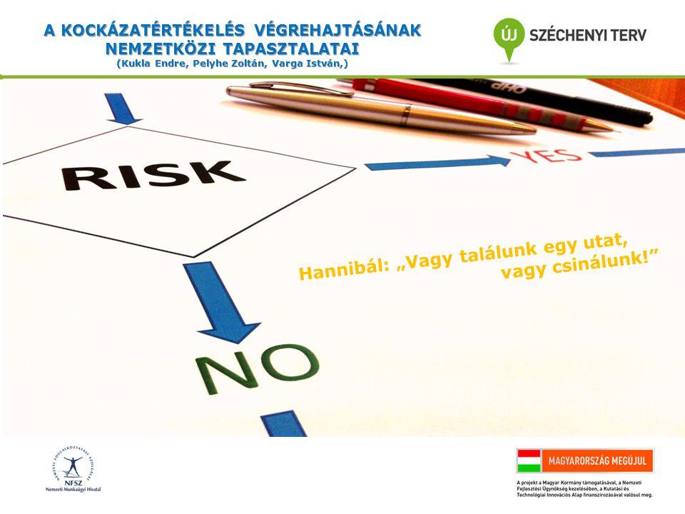 """A KOCKÁZATÉRTÉKELÉS VÉGREHAJTÁSÁNAK NEMZETKÖZI TAPASZTALATAI (31) (Kukla Endre, Pelyhe Zoltán, Varga István,) A MUNKAVÉDELMI KOCKÁZATÉRTÉKELÉS - 2  A TNO végzi a napi működtetést,  A """"támogató pont jóváhagyásához az ágazatnak rendszeresen frissíteni kell az eszközt, mert az csak 3 évig érvényes."""