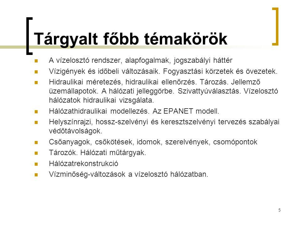 Tűzoltási vízigény III. Szemléletváltás: A 147/2010.