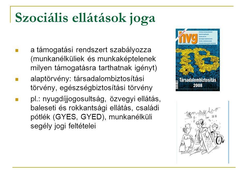 Társadalombiztosítási törvény