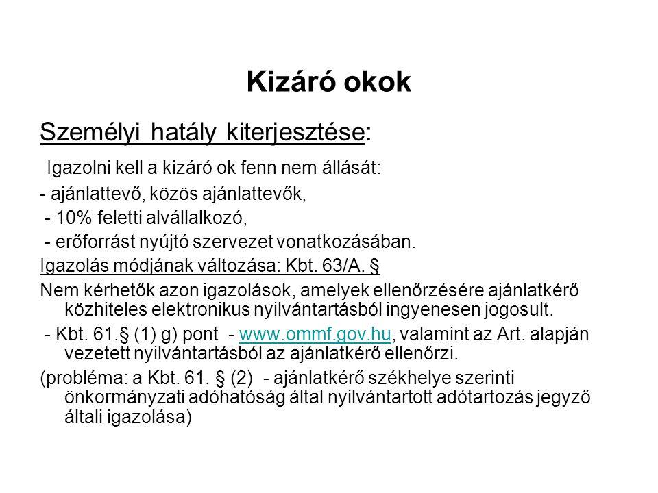 Jogorvoslat Elektronikus eljárási cselekmények: - 2010.