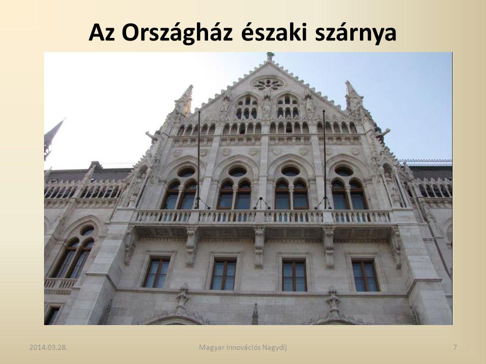 Agrár Innovációs Díj (VM) Kapta: TeGaVill Kft. 2014.03.28.28Magyar Innovációs Nagydíj