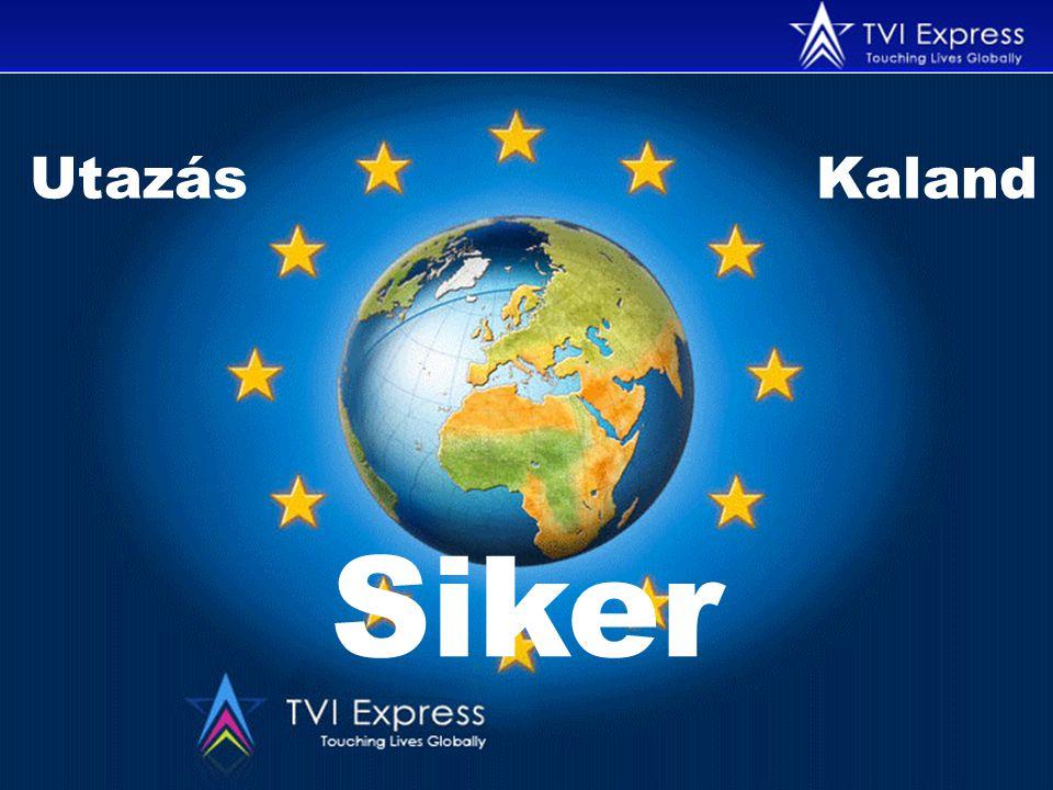 Utazás Kaland Siker