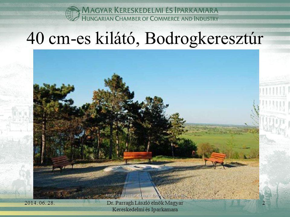 40 cm-es kilátó, Bodrogkeresztúr 2014. 06. 28.Dr.