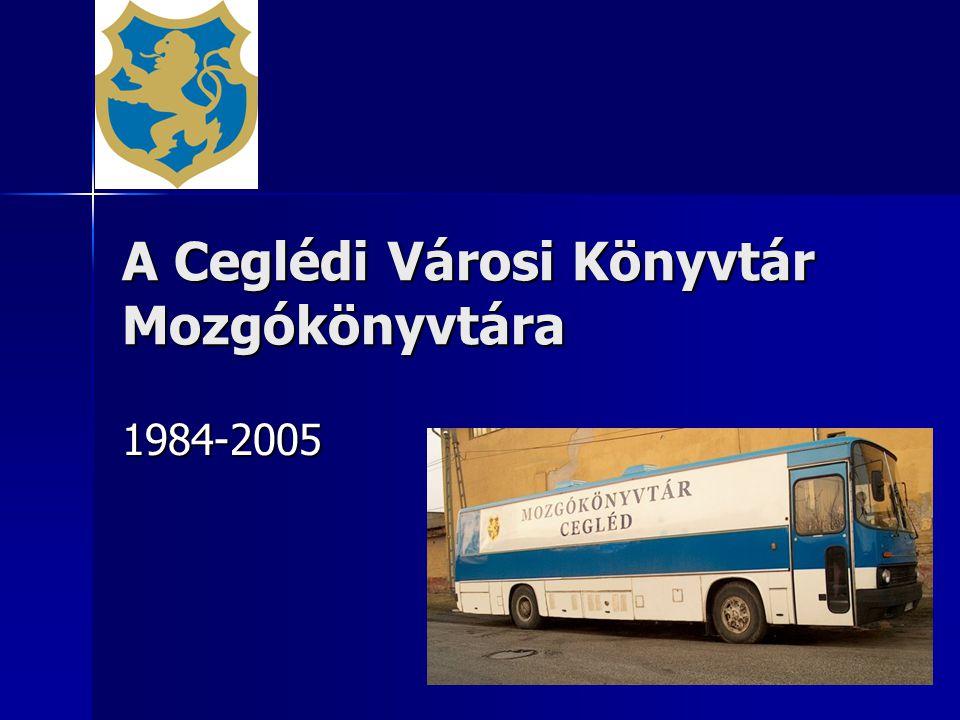 A 80 éves Ceglédi Városi Könyvtár  Könyvtárunk 2004.