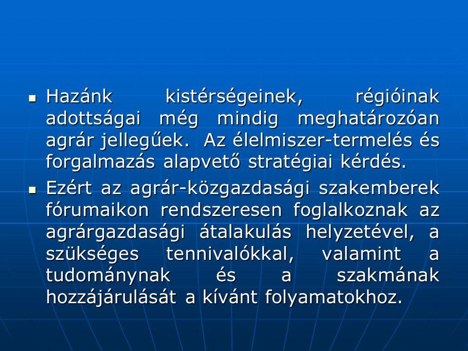 Fokozódó környezetvédelmi követelmények mellett, a környezetterhelés tekintetében Magyarország kedvező helyzetben van.