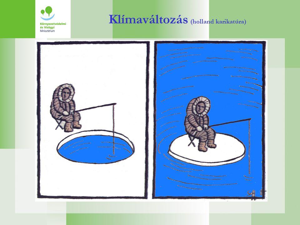 Klímaváltozás (holland karikatúra)