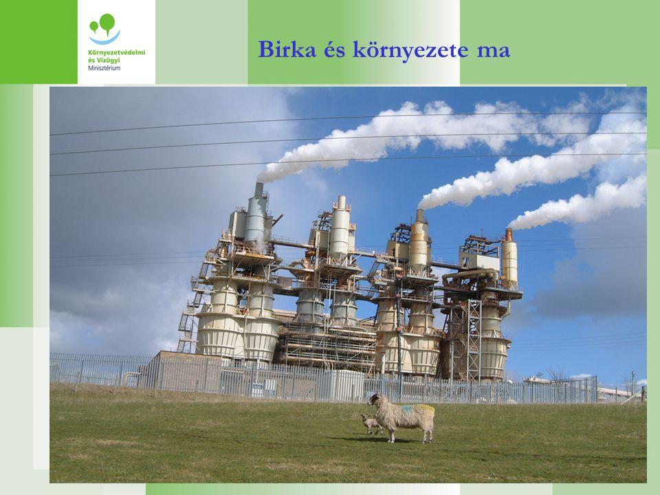 Birka és környezete ma