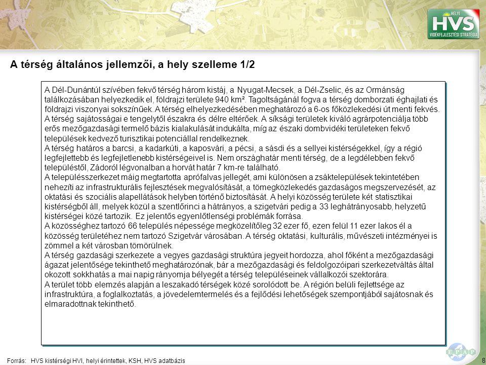 189 Forrás:HVS kistérségi HVI, helyi érintettek, HVS adatbázis Megoldási javaslatok 39/59 Kód: DD-93-GF-A-09 Sorszám: 5805 A legtöbb megoldási javaslat a(z) ÚMVP - 4.