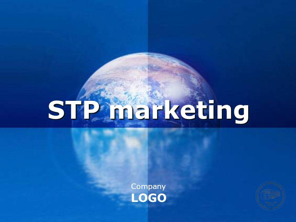 Company LOGO STP marketing