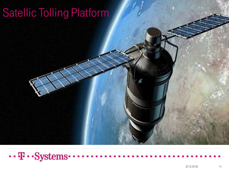 Satellic Tolling Platform 142012.09.06.