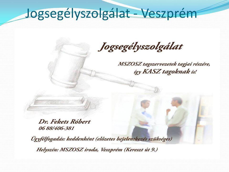 Jogsegélyszolgálat - Kaposvár  Dr.