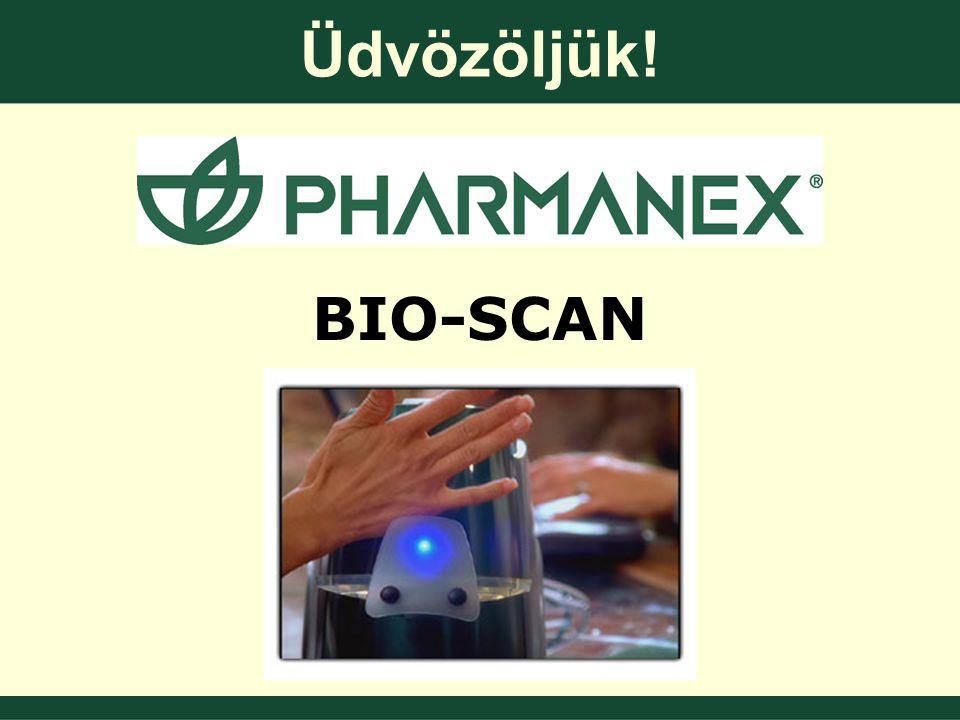 BIO-SCAN Üdvözöljük!