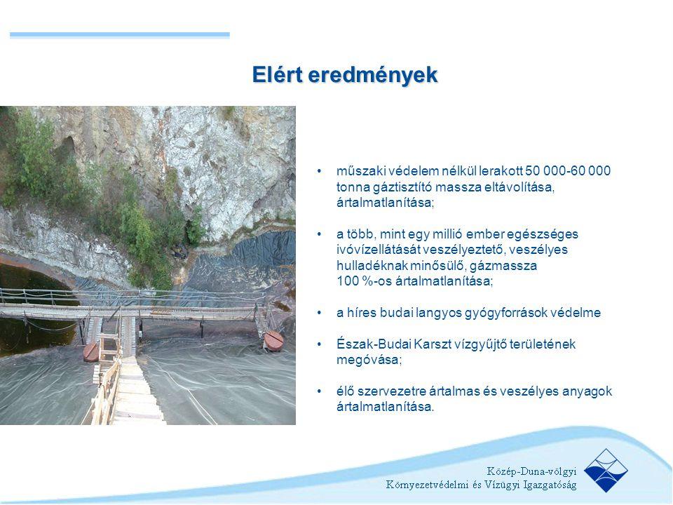 •A projekt az Észak-Duna-völgyi belvízrendszer legjelentősebb belvízi műtárgy-együttesének - a Szúnyogi szivattyútelepnek és zsilipnek - a komplex felújítását irányozza elő.