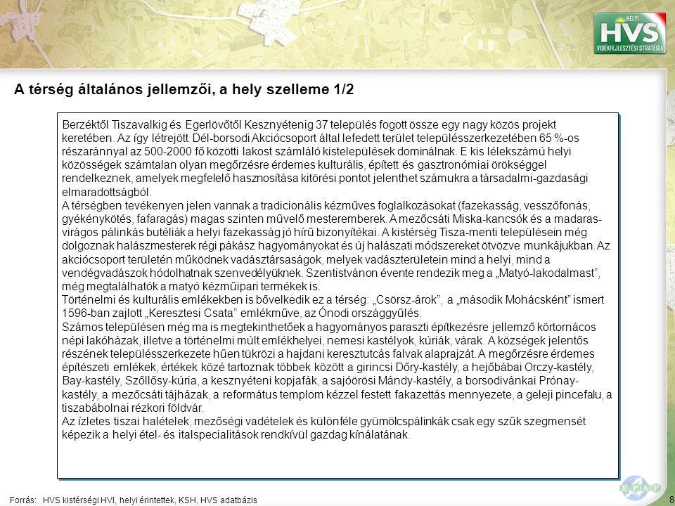 8 Berzéktől Tiszavalkig és Egerlövőtől Kesznyétenig 37 település fogott össze egy nagy közös projekt keretében.