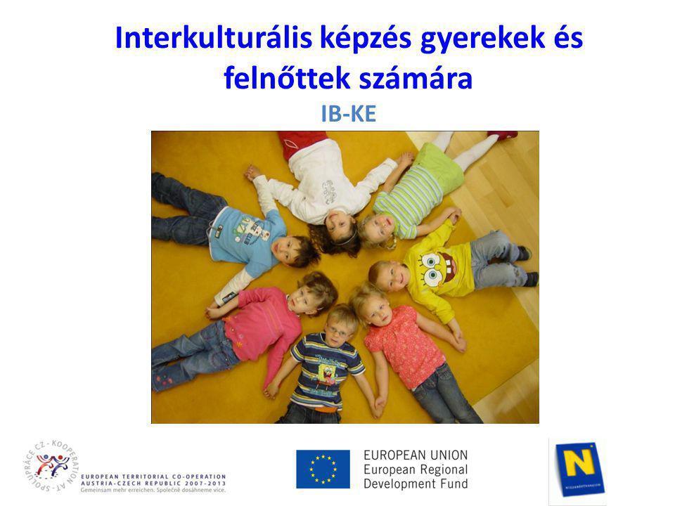 Interkulturális képzés gyerekek és felnőttek számára IB-KE