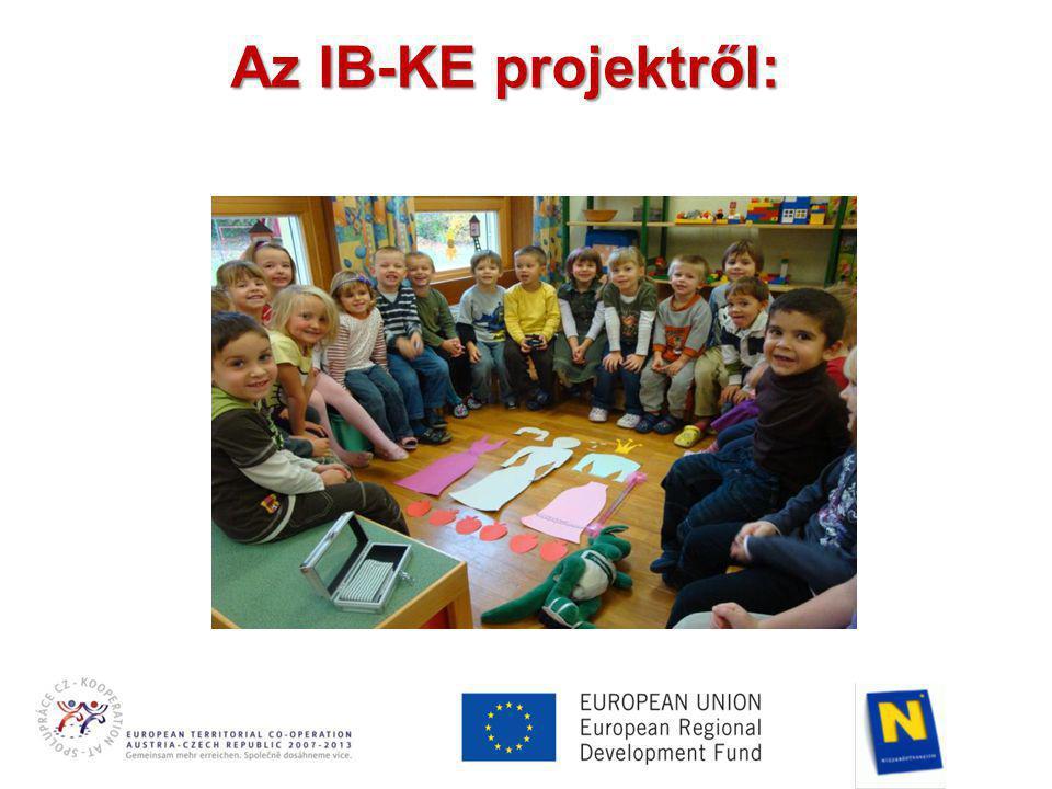 Az IB-KE projektről:
