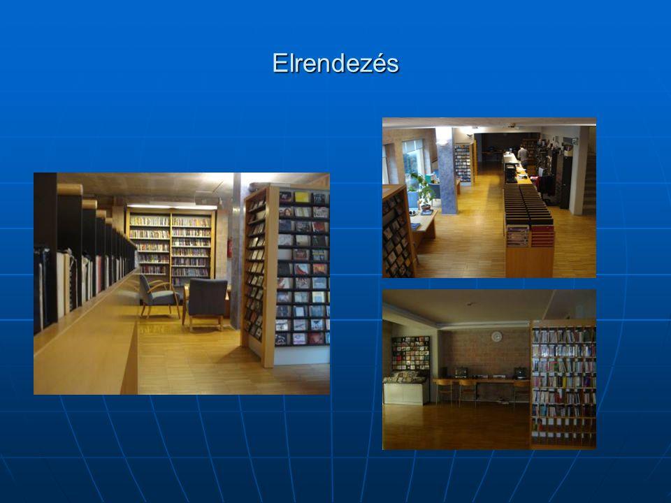 Szolgáltatások  A MásArc zenei- és videó gyűjteményének kölcsönzéséhez - a zenei magazinok, illetve könyvek kivételével - egy ún.