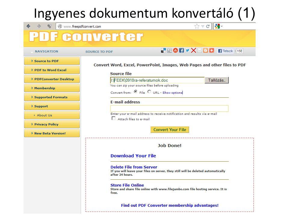 Ingyenes hang-, videó- és dokumentummegosztó Regisztráció és feltöltés: http://youtu.be/3P0Jg1VwN1Ahttp://youtu.be/3P0Jg1VwN1A