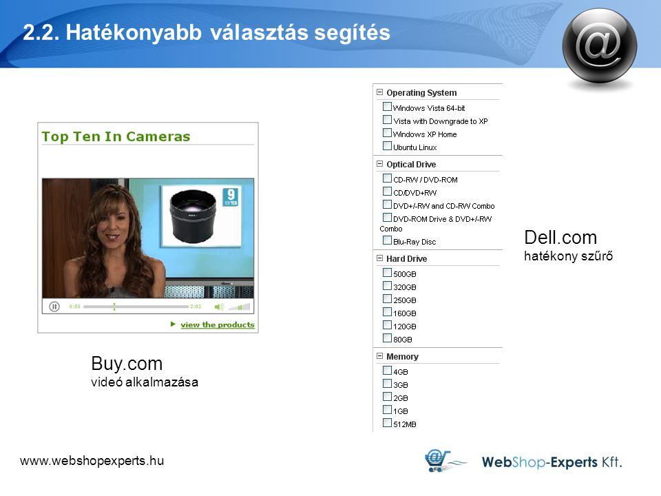 www.webshopexperts.hu 2.2.