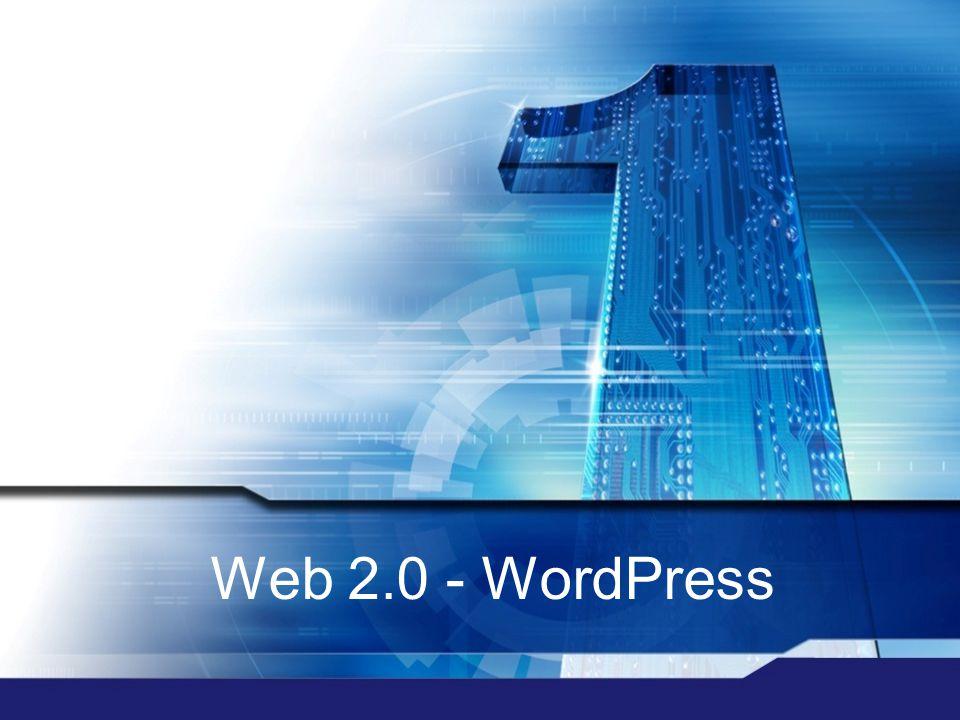 Egyéb web 2.0 szolgáltatások  Delicious  linkgyűjtemény készítése – blogba RSS segítségével berakható  Twitter  mikroblog szolgáltatás  kapcsolat a wp bloggal – tweet készítése bejegyzésből!!.