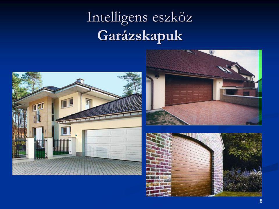 """9 """"Intelligens otthon eszközök"""