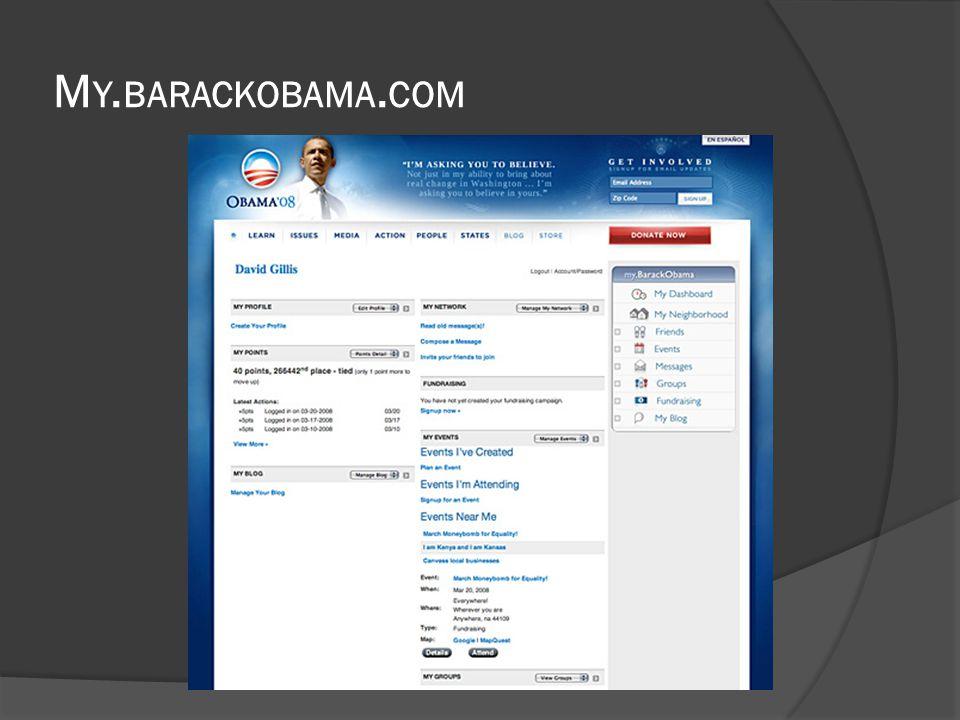 M Y. BARACKOBAMA. COM
