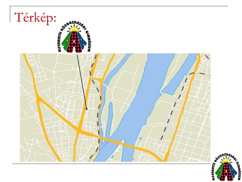 Térkép: