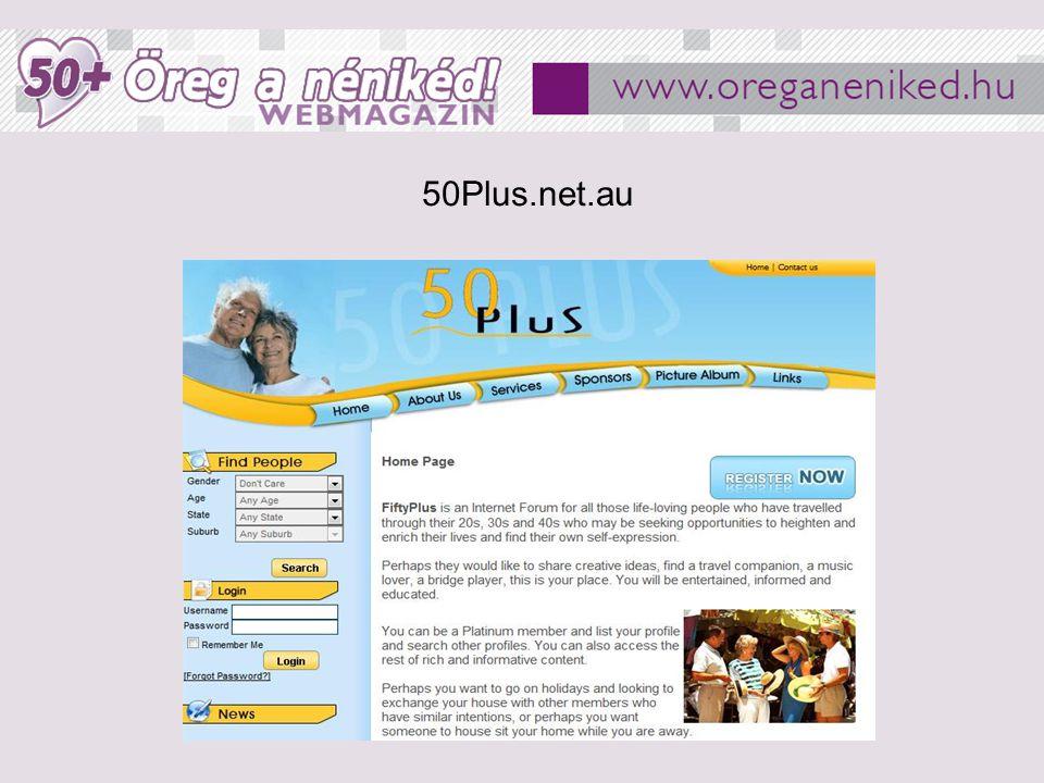 50Plus.net.au