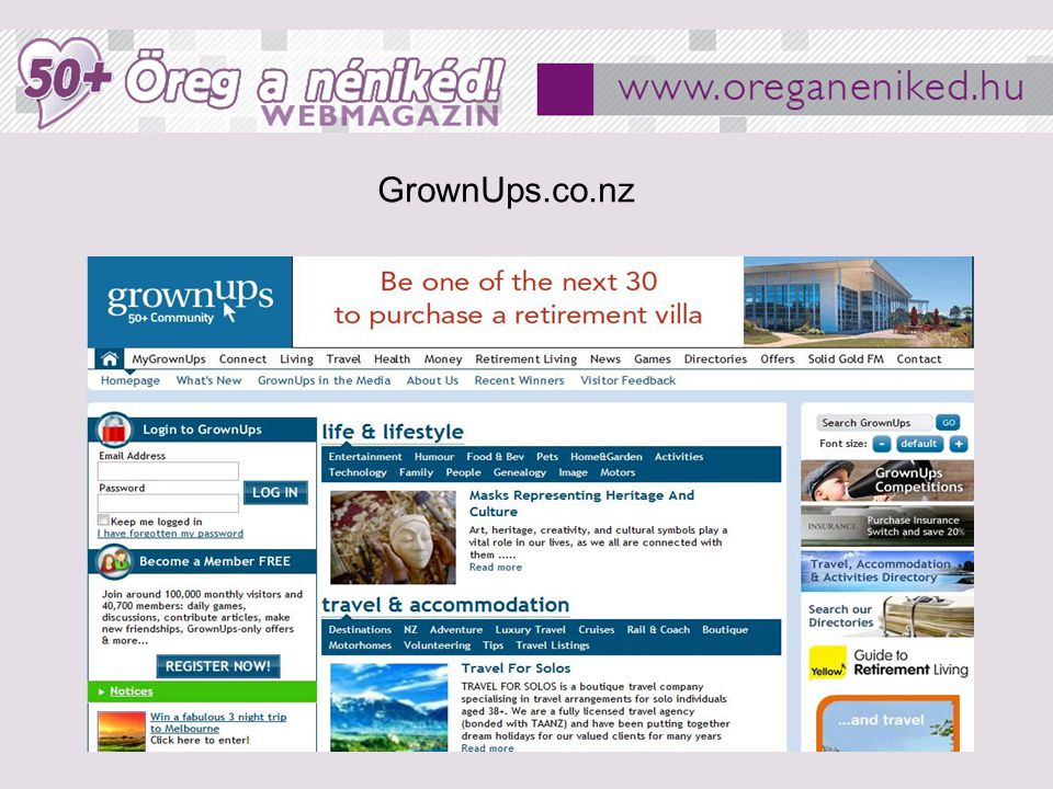 GrownUps.co.nz