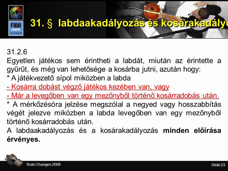 Slide 23 31.