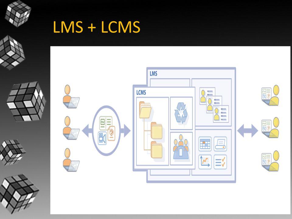 LMS + LCMS