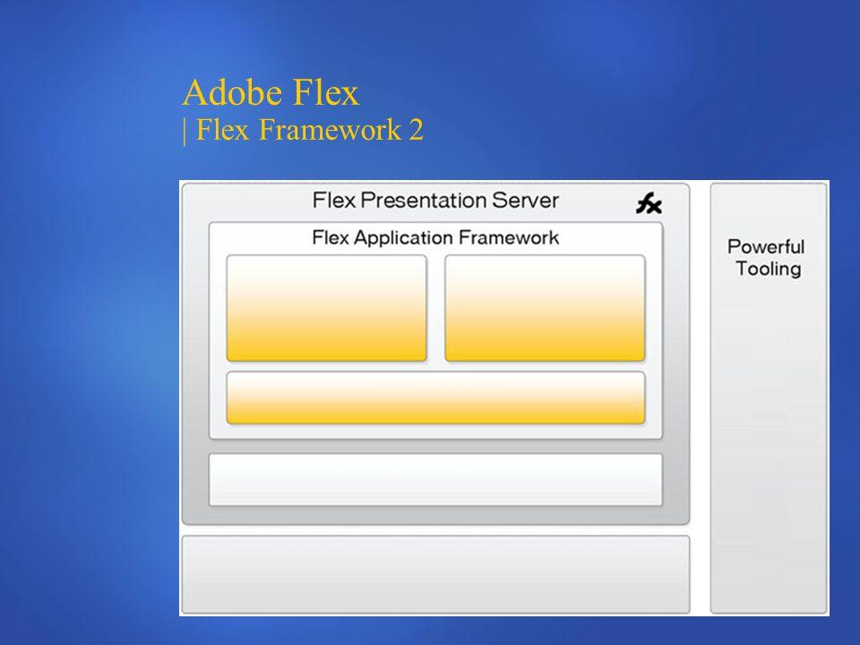 Adobe Flex | Flex Framework 2